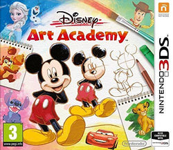 Disney Art Academy for Nintendo 3DS