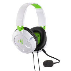 New Turtle Beach Recon 50X White Stereo Gaming Headset - Xbox One, Xbox One S, PS4 Pro and PS4