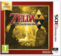 The Legend Of Zelda: A Link Between Worlds Select for Nintendo 3DS