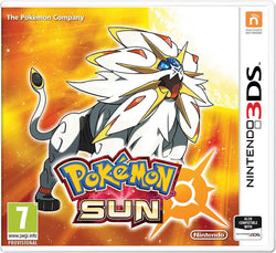 Pokemon Sun for Nintendo 3DS