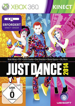 Just Dance 2014 German Version Video Game for Xbox 360