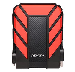"ADATA Dashdrive Durable HD710 Pro 1TB Red 2.5"" External Hard Disk Drive USB 3.1"