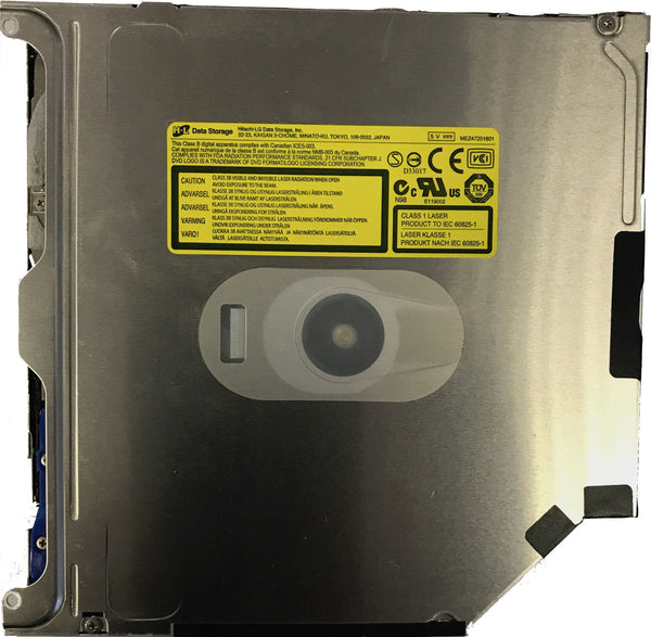 Macbook Unibody GS23N DVDRW Optical Drive Apple 670-0598H A1286/A1278 Hitach-LG