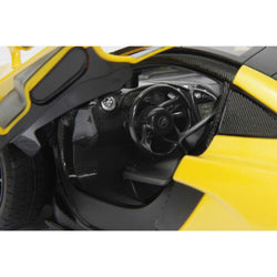 Jamara R/C Car McLaren P1 Remote Control 1:14 scale Sports Yellow Rechargeable NiMH Battery Operated Toy