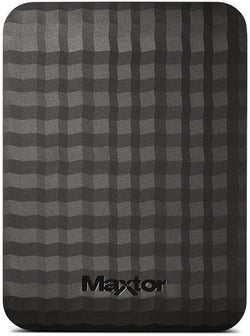 Maxtor 4TB M3 External Portable Mobile Hard Drive USB 3.0 BACK UP