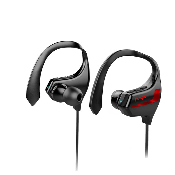 PSYC Esprit Black Bluetooth Sport Earphones