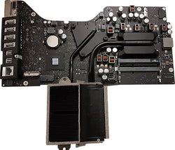 "Apple 21.5"" A1418 iMac i5-2.7ghz Logic Board (661-7373) 820-3302-A with SSD Fusion slot 2012/13"