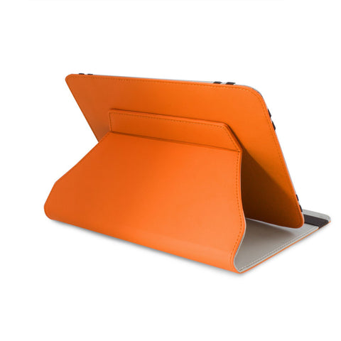 "LEO9.7""/10.1"" Universal Orange Outer/Grey Inter Tablet Cover"