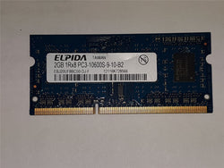 Elpida 2GB(1x2gb) DDR3 1333mhz PC3-10600S EBJ20UF8BCS0-DJ-F Memory Apple Macbook