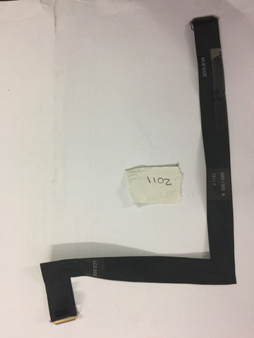 "Apple Mac A1312 iMac 27"" LCD/LED Display Screen Cable 593-1352 A Genuine 2011"