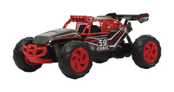 Jamara R/C Buggy Cubic Desert Off-Road RTR 2.4 GHz Control 1:14 Red