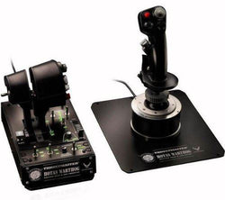 Thrustmaster (Hands On Throttle And Stick) HOTAS Warthog Joystick