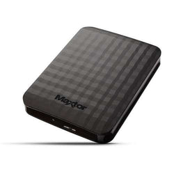 Maxtor 2TB M3 Portable 2000GB External Portable 2.5-inch Hard Drive - Black