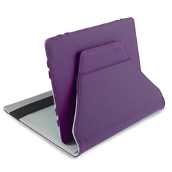 "Pred8tor LEO 7"" - 7.9"" Purple Universal iPad Mini, Android/Samsung Galaxy Tab & Tablet Folio Case/Cover with Integrated Stand"
