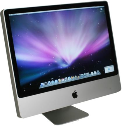 "Apple iMac 20"" A1224 All-in-One Computer 2009 2.4GHz 320GB HDD 4GB DDR3 DVD Writer"