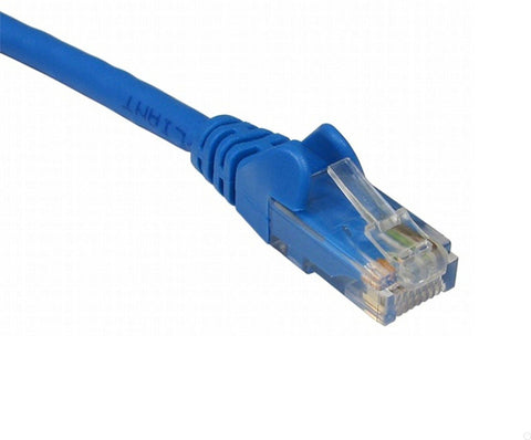 EXC (1m) Cat5e U/UTP RJ-45 Male to RJ-45 Male Network Cable (Blue)
