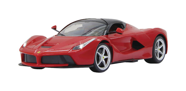 Jamara R/C Car Ferrari LaFerrari RTR / With Lights 1:14 Red Sports Car