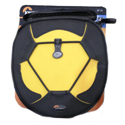 New LowePro Aspen Yellow AP24 CD/DVD Wallet 6 Disc Carry Case