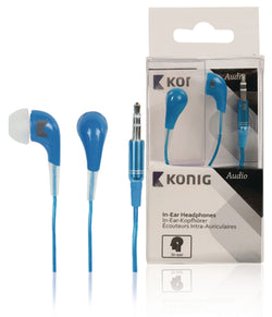 Royal CSHPIER100BU In-Ear Headphones Blue