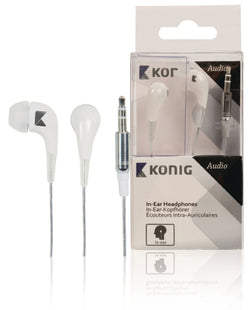 Konig Electronic CSHPIER100WH Headphone