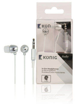 Royal Cshpier 200SI In-Ear Headphones Ð Silver