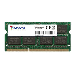ADATA Premier 4GB, DDR3L, 1600MHz (PC3-12800), CL11, SODIMM Memory *Low Voltage 1.35V*