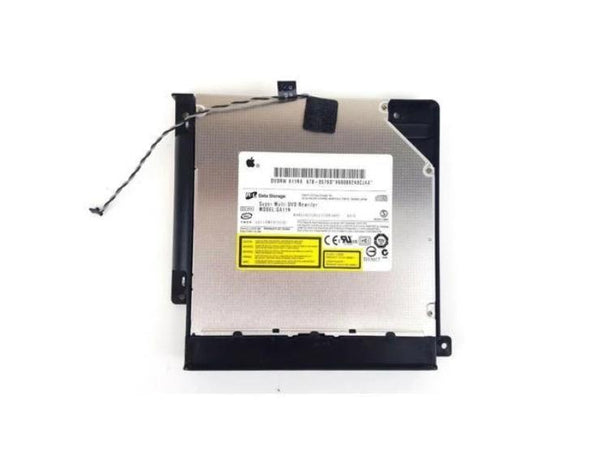"Apple iMac 21.5 27"" GA11N Slot CD/DVD Optical Drive 678-0576D Writer A1311/A1312"