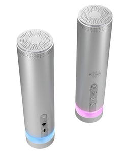 Raidsonic ICY BOX Bluetooth speaker-System (2er Set)