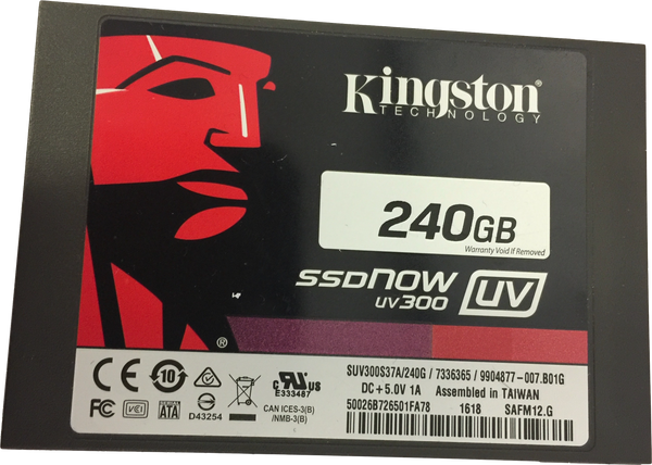 Kingston A400 240GB SSD S37/240G 2.5""