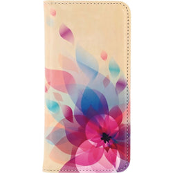 Mobilize Smartphone Premium Magnet Book Case Apple iPhone 7 Flowers [MOB-22794]