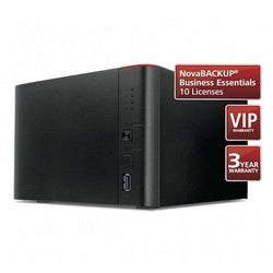 Buffalo 4TB TeraStation 1400 Business Class NAS Drive (4 x 1TB), NovaBACKUP, 24 Hour HDD Swap Out Warranty