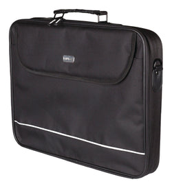 "Sweex Notebook Bag 17"" Polyester Black 450mm x 70mm x 320mm"