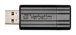 Verbatim 49063 - 16GB USB Drive Black