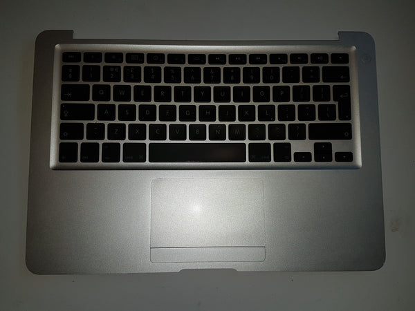 "Apple MacBook A1304 13"" UK 607-1805 657-0273-A Layout Keyboard Palmrest Assembly"