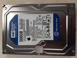 "Apple WD5000AAKS-40V6A0 Hard Disk Drive 500GB 3.5"" SATA iMac A1311/A1312 HDD 655"