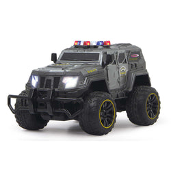 Jamara R/C Monstertruck S.W.A.T. Police Vehicle 1:12 Grey Toy