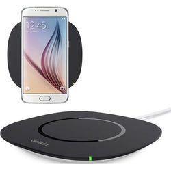 Belkin QI Wireless Charging Pad for iPhone, Samsung, Nokia & Universal QI Enabled Smartphones