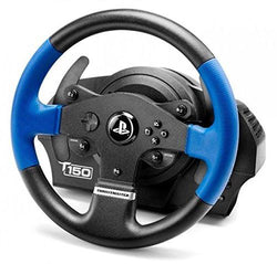 New Thrustmaster T150 Force Feedback Wheel Gaming Gamers PS4/PS3/PC Racing Console