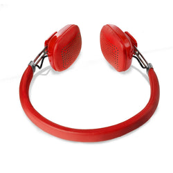 New Sealed Sumvision Psyc Orchid On Ear Bluetooth Headphones Scarlet Red Sports Running