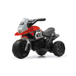 Childrens Electric Ride On E-Trike Racer 3 Wheel Boys & Girls First Motorbike by Jamara (Red)