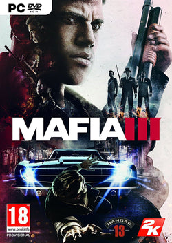 New Sealed MAFIA III PC Action Video Adventure RPG Game