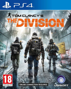 New Sealed Tom Clancy's The Division for PS4 Action Adventure Game