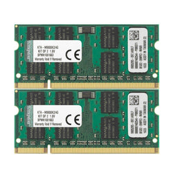 Kingston KTA-MB800K2/4G 2x2GB 4GB DDR2 800mhz PC2-6400 RAM Memory Kit Apple Mac