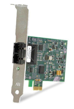 Allied Telesis PCI-E Adaptor Card - 100M Fibre SC Interfaces - Single Pack