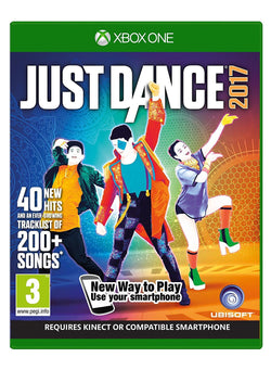 New Sealed Just Dance 2017 Competition Kids Entertainment Video Game for Xbox One
