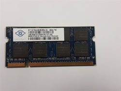 Apple Cerfitified 1GB Nanya NT1GT64U8B0BN-3C DDR2 PC2-5300S RAM Memory Module