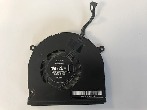 "Apple Macbook 13"" A1278 2010 - 2012 Processor CPU Cooling Fan UDQFZZH70DQU"