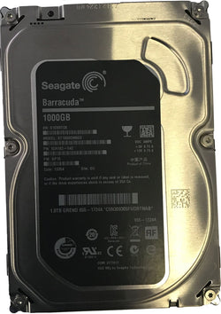 "Seagate Apple 3.5"" iMac A1419 Internal 1TB Hard Disk Drive ST1000DM003 655-1724A (Fusion Ready) SATA III 6Gbp/s"