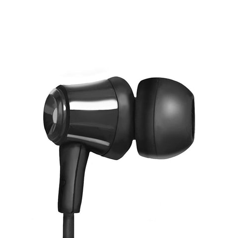 PSYC Cappella 2 In-Ear Surround Sound Stereo Earphones 3.5mm Wired Headphones with Mic (In-Line Volume Control) iPod/MP3/Mobile Phone