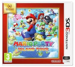 Nintendo Selects: Mario Party: Island Tour for Nintendo 3DS